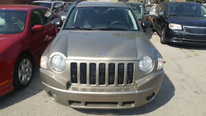 2008 Jeep Compass only ($5995)