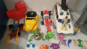Ghostbusters - Vintage Toy Lot