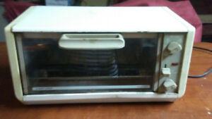 GRILLE-PAIN FOUR Général Electric TOASTER OVEN