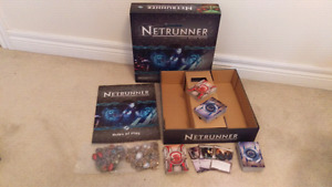 Netrunner -  Complete box - Excellent condition