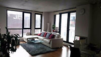 Fully Furnished 2bedroom apt downtown with indoor garage/pool
