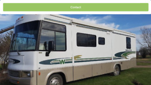 2001 Winnebago Brave 30 ft Motorhome