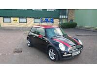 MINI HATCH COOPER * £19 Per Week..£O Deposit * 2004 Petrol Manual in Black