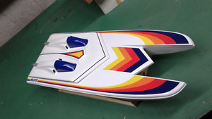 Wildcat RC Electric Boat