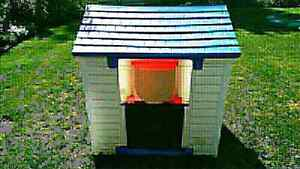 Fisher Price Playhouse /Toy Shed!  Cambridge Kitchener Area image 2