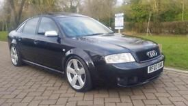 Audi RS6 4.2 auto Coilovers Modified Good Spec