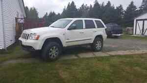 Jeep Grand Cherokee 2008 INSPECTED Diesel