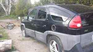 2001 Pontiac aztec