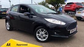 2014 Ford Fiesta 1.0 EcoBoost Zetec Powershift Automatic Petrol Hatchback