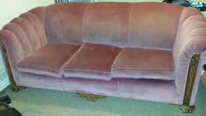 Love seat and Couch Prince George British Columbia image 1