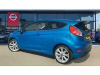 2014 Ford Fiesta 1.0 EcoBoost 125 Titanium X 3dr Petrol Hatchback Hatchback Petr