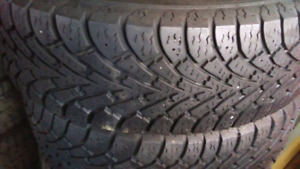 195/70r14 Goodyear Nordic Winter