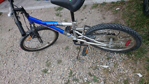 Teens Impulse FS Bike with Mercalli Suspension and  4 pictures