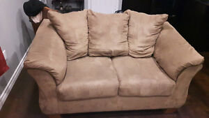Comfy Couch and love seat