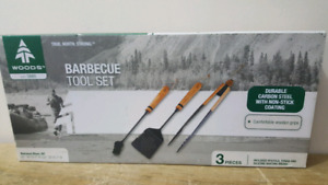 Woods Barbeque Tool Set