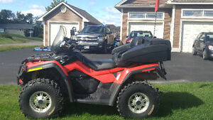 NEW PRICE CanAm 650 Max XT, true 2 up safety and comfort