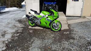 Kawasaki ninja zx600r