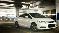 2013 Honda Civic EX Coupe (2 door)