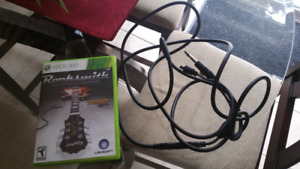 Rocksmith with cable
