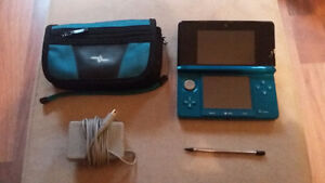 Nintendo 3DS with 6 games