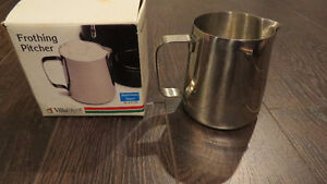Villaware Stainless Steel Frothing Pitcher