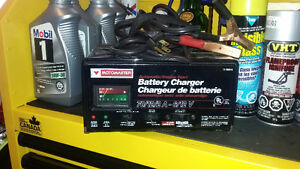 Battery charger booster pack 70 amp