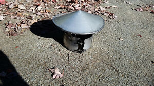 6 in Chimney Cap (Stainless Steel)