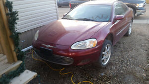2001 Chrysler Sebring Coupe Coupe (2 door)