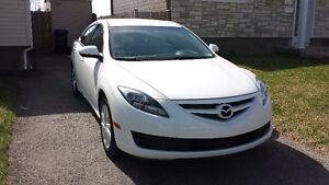 2011 Mazda 6 2.5L Tout équipé! Comme NEUF! Seulement 33800 KM!