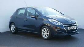image for 2018 Peugeot 208 1.2 PureTech 82 Active 5dr Hatchback petrol Manual