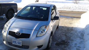 2006 TOYOTA YARIS HATCHBACK SAFTIED AND E-TESTED