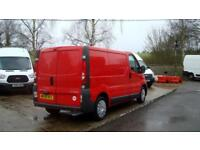 2009 VAUXHALL VIVARO 2.0 CDTI SWB 2700 Panel Van