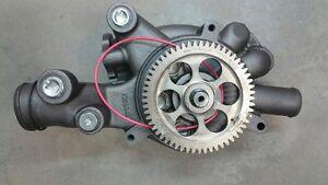 Pompe à eau  R23535017 Detroit Diesel Series 60 14.0L,