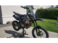 160 pitbike