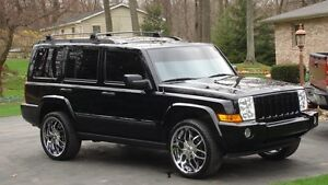 WANTED! 2006-2010 jeep commander