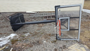 Basketball stand for sale