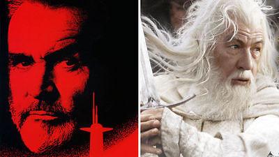 Sean Connery als Gandalf