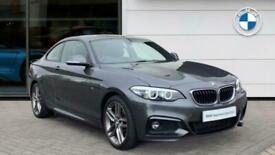 image for 2019 BMW 2 Series 220d M Sport 2dr [Nav] Diesel Coupe Coupe Diesel Manual