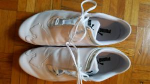 White Puma  Ferrari Shoes
