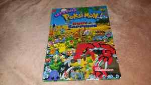 For sale, Pokémon ruby sapphire book.