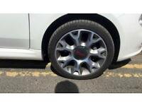 2015 Fiat 500 1.2 S Dualogic Automatic Petrol Hatchback