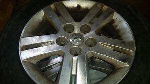 "Looking for 2 stock 17"" 08-16 dodge grand caravan rims"