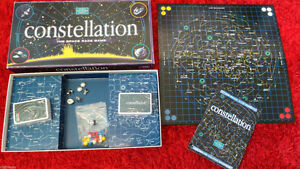 Constellation-the Space Raced board game-new London Ontario image 2