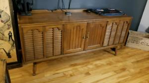Radio antique DOIT PARTIR