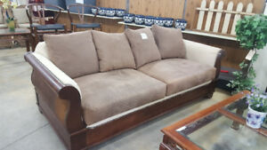 Couch at Cambridge ReStore