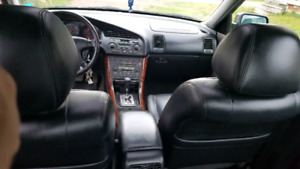 2002 Acura TL Fully Loaded Mint Black Leather Interior