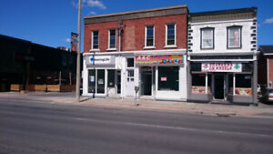 Commercial Storefront for Rent in Downtown Cornwall