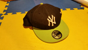 New Era 59Fifty 7 5/8 MLB Ney York Yankees  Fitted Hat