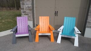 Modern Muskoka Chairs - Sale