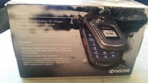 USED ONCE-BRAND NEW DURAXE BY KYOCERA